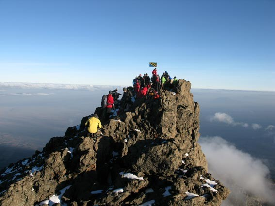 Welcome to Mount Meru