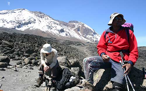 Welcome to Mount Kilimanjaro Umbwe Route