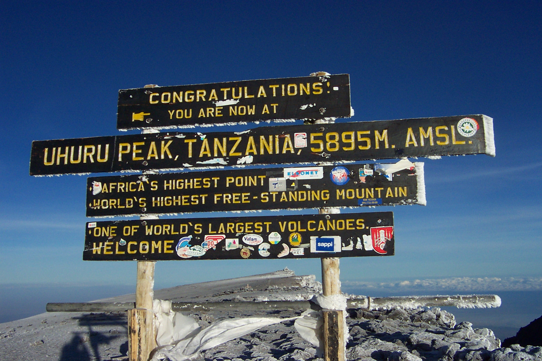 Welcome to Mount Kilimanjaro Machame Route