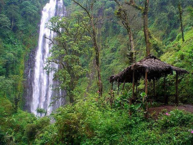 Moshi-Marangu waterfalls 1 Day(s) Day tour Experience Zanzibar Tours & Safaris Ltd