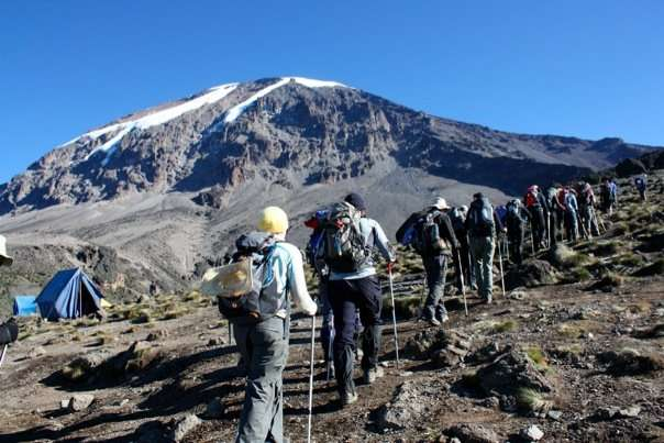Machame Route 6 Day(s) Kilimanjaro Climbing Experience Zanzibar Tours & Safaris Ltd